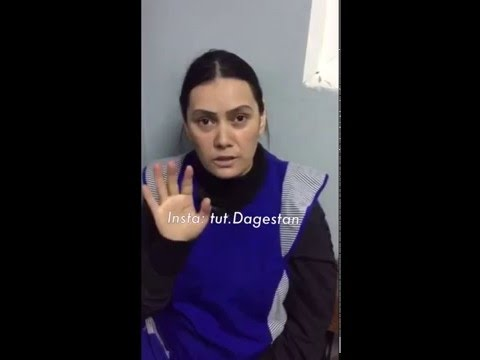 Interrogation with the nanny of death. Muslim heads 4 year old girl in Moscow. [English subs]