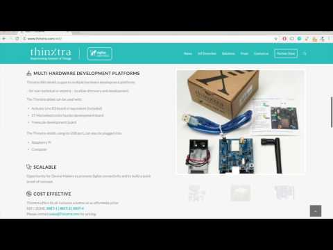 How to use & register your Thinxtra Xkit Device on Sigfox backend