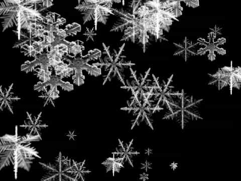 Falling Snow Animated Wallpaper Let It Snow Mac Os X Screensaver Youtube
