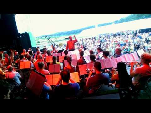 Harmonie St. Caecilia ft. Marco Roelofs Live @ Conincxpop 2015
