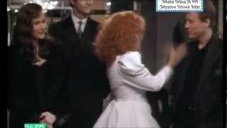 Bette Midler - Wind Beneath My Wings. Official Beaches Movie Music Video 1990