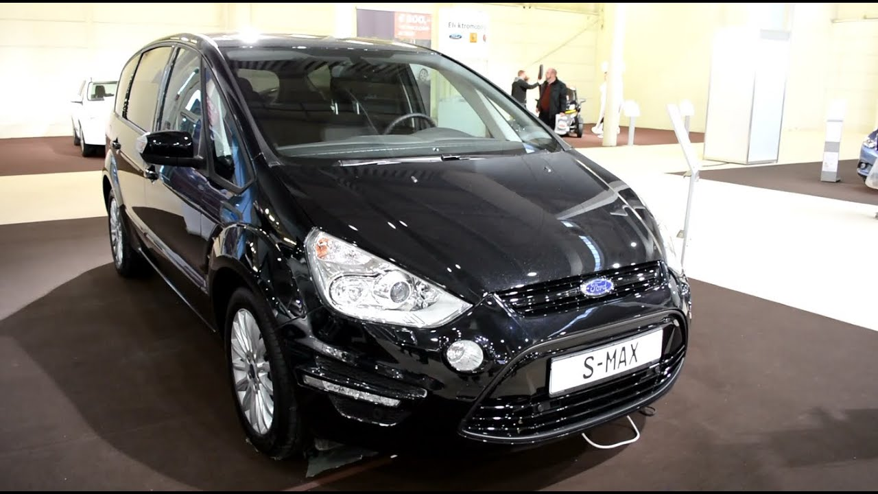 nuevos new ford s max 2013 2014 youtube. Black Bedroom Furniture Sets. Home Design Ideas
