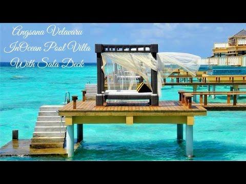 Angsana Velavaru Premier In Ocean Villa - Our AMAZING Honeymoon in Maldives!