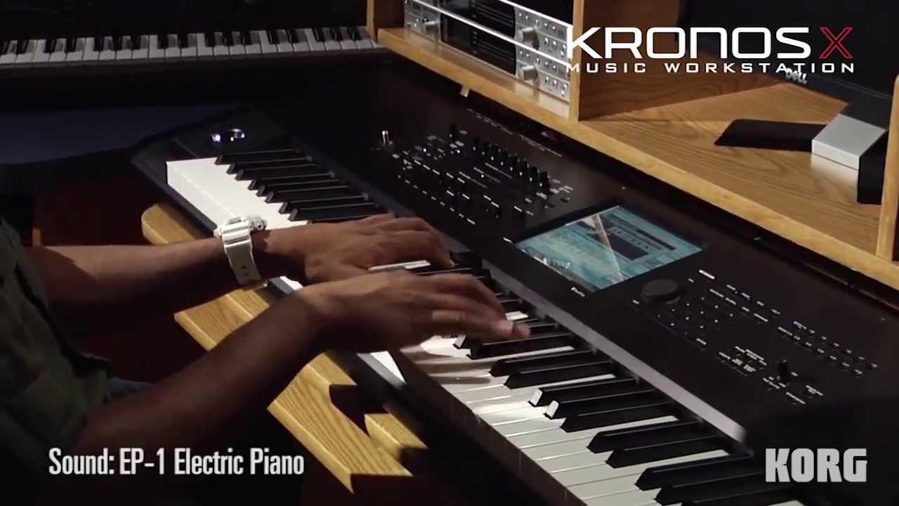 KORG Kronos X Music Workstation di Bhinneka Com