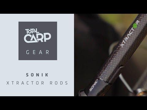 SONIK Xtractor Rods