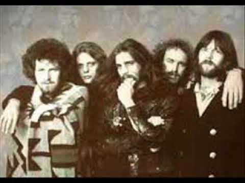 The EAGLES - Witchy Woman / Funk #49 LIVE '76