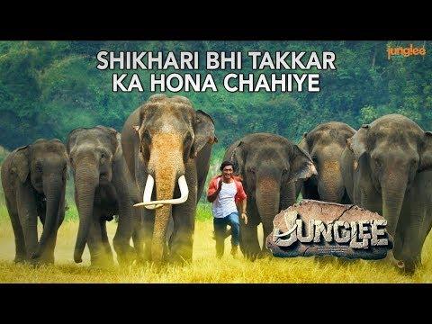 Shikhari Bhi Takkar Ka Hona Chahiye | Junglee | Vidyut Jammwal, Pooja Sawant & Asha Bhat | 29 March Mp3