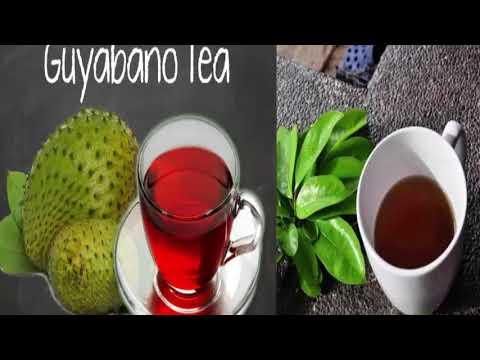 guyabano tea bags