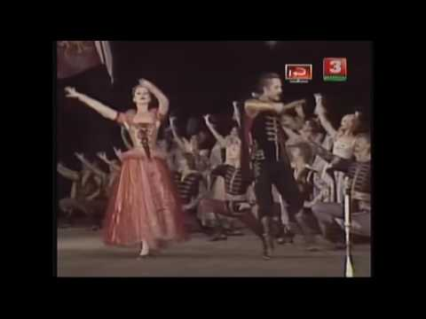 """Polish dances from """"A Life for a Tsar"""" Opera and Ballet theater of Belarus"""