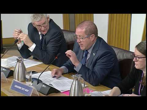 Environment, Climate Change and Land Reform Committee - Scottish Parliament: 27 June 2017
