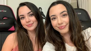 Playing ROblox... - Merrell Twins Live