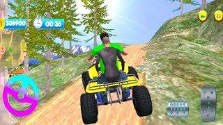 ATV Bike Taxi Mountain Racing Simulator Game   ATV Bike Games 3D   Mountain Taxi Atv Bike