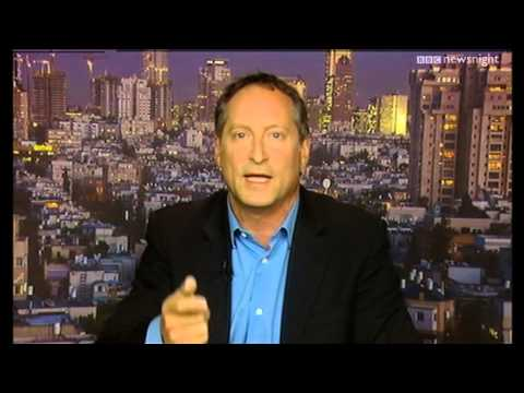 NEWSNIGHT: Oxfam's Ben Phillips and SodaStream CEO talk West Bank settlements and Scarlett Johansson