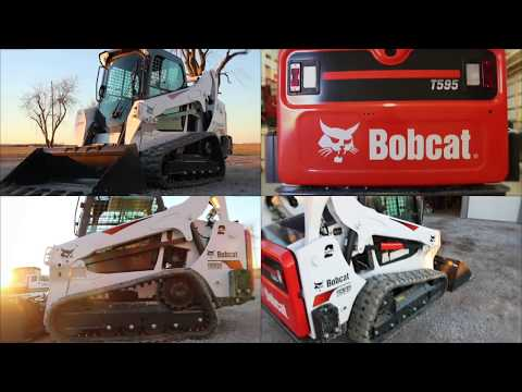 Bobcat T595 Delivery / New Skid Steer For The Nickens Boys / Heavy Equipment