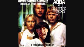 Mash-Up: Lamb of God Vs. Abba - Gimme Gimme Gimme (A Redneck After Midnight)