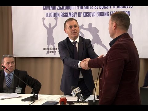 Ramadan Selimi udhëheq boksin edhe një mandat