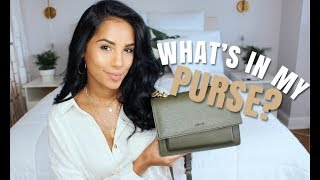 What's In My Purse 2019