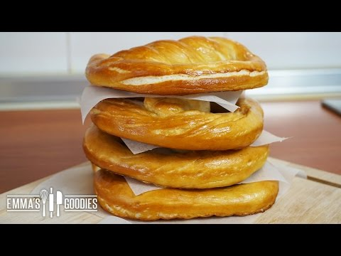 Soft Pretzel Recipe - Auntie Annes Pretzel Recipe