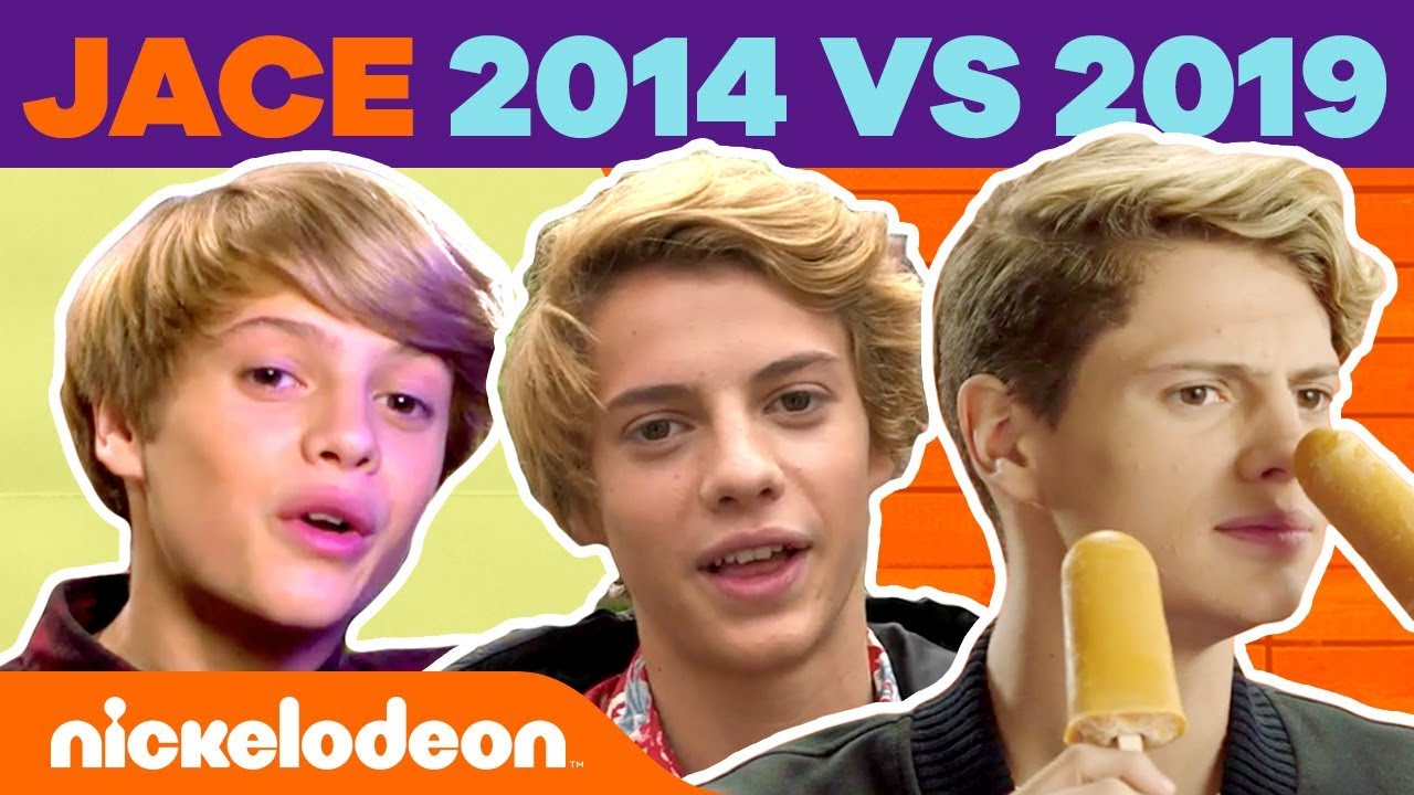 Download Jace Norman Through the Years: Behind the Scenes, Pranks, Bloopers & More!   #NickStarsIRL