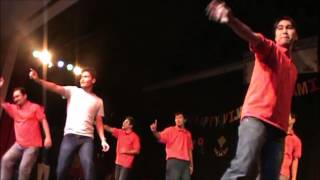 kalkatte kaiyo dance by Nepalese Students at UNLV - 2012