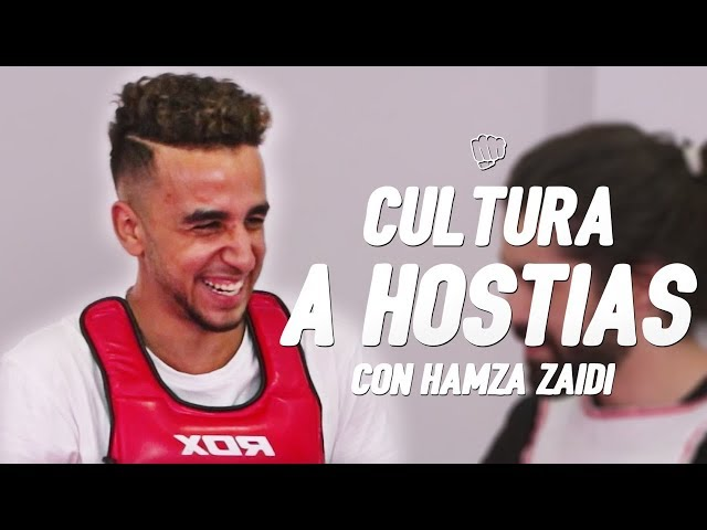 CULTURA A HOSTIAS con Hamza Zaidi