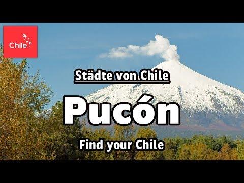 Find your Chile - Pucón wartet auf dich