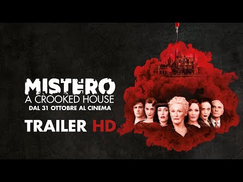 MISTERO A CROOKED HOUSE | TRAILER UFFICIALE