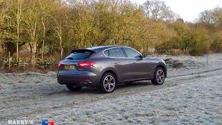 Maserati Levante real world review. 3.0 V6 diesel