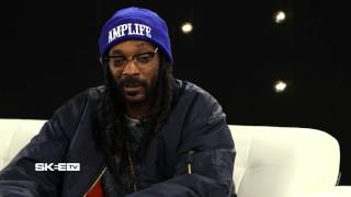 Snoop Dogg Talks Signing a Deal with Adidas on SKEE TV