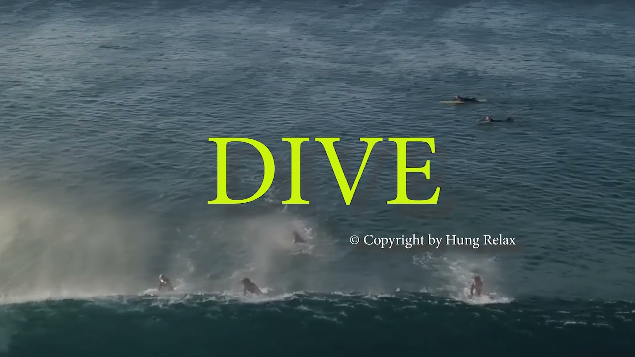 """Beautiful Relaxing Music - """"Dive"""" by Hung Relax"""