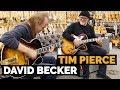 Tim Pierce & David Becker | 1974 Gibson Byrdland & Gibson L-5 West Montgomery