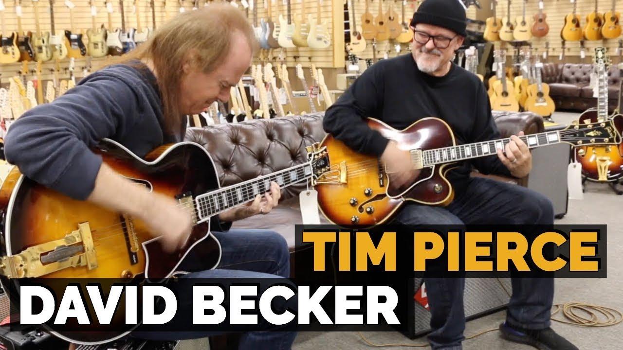 Download Tim Pierce & David Becker | 1974 Gibson Byrdland & Gibson L-5 West Montgomery