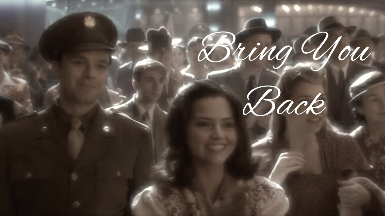 Bring You Back (+Happy Accident) - Bucky Barnes/OC FanFiction Trailer