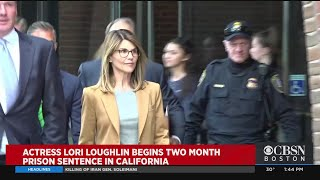 Lori Loughlin Begins 2 Month Prison Sentence In California