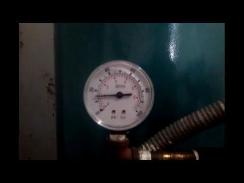 correcta regulacion graduacion nivelacion de presostato graduar hidroneumatico hidrosfera