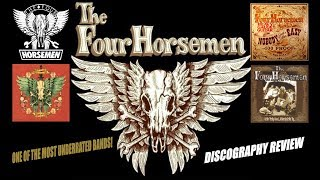 THE FOUR HORSEMEN DISCOGRAPHY (ROCK'S MOST UNDERRATED BAND?!)