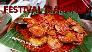 Makan Besar | 1 MINUTE CHALLENGE | Festival Makanan Kampoeng Legenda di Mal Ciputra