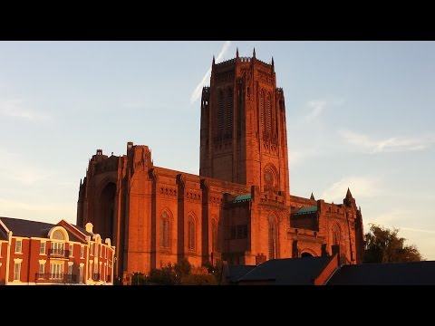 BBC R3 - Choral Evensong from Liverpool Cathedral 08.06.16