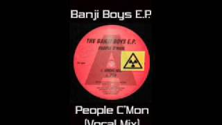 Banji Boys - People C