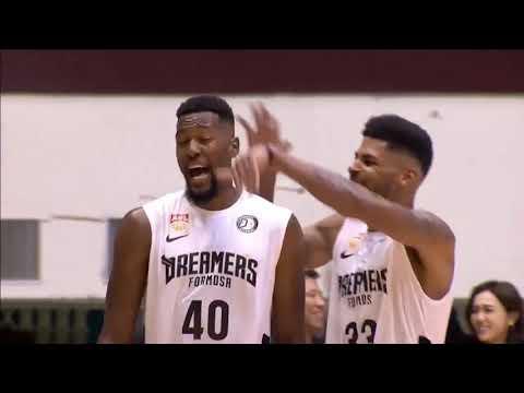 Formosa Dreamers v Hong Kong Eastern | CONDENSED HIGHLIGHTS | 2018-2019 ASEAN Basketball League