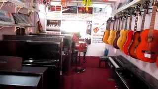 SHOWROOM PIANO ORGAN GUITAR GHI TA LONG QUAN