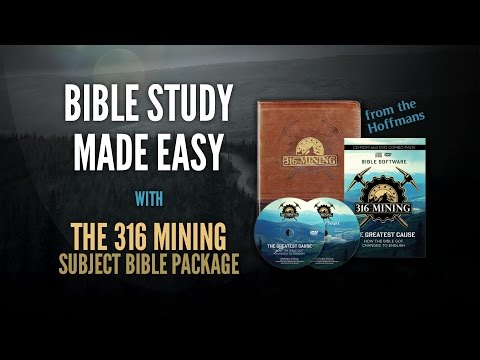 The Hoffman's 316 Mining Subject Bible