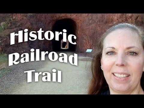 Historic Railroad Trail - Boulder City, NV