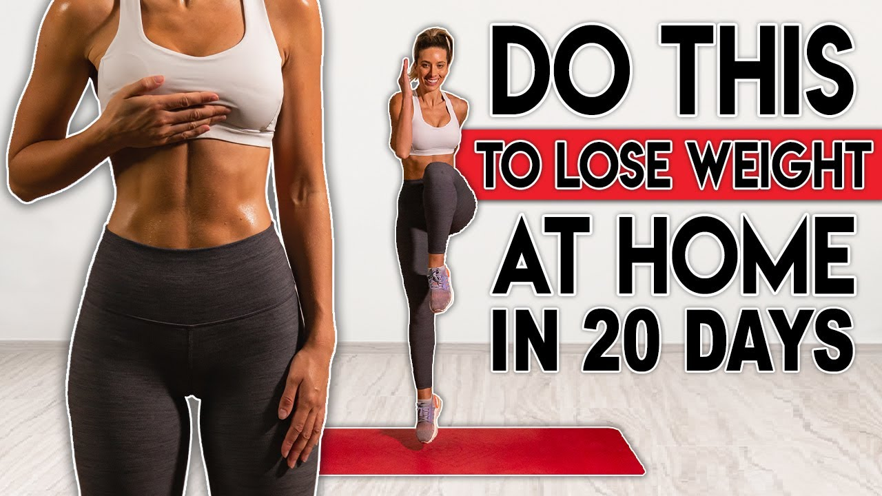 Do This To Lose Weight At Home In 11 Days  Home Workout