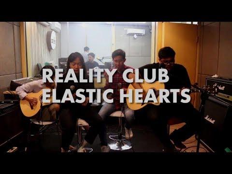 REALITY CLUB-ELASTIC HEART Live On 90,8 FM OZ Radio Jakarta