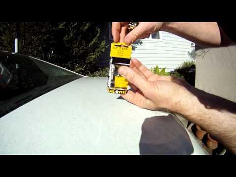 Cheap Stripped Oil Drain Plug Thread Fix - YouTube