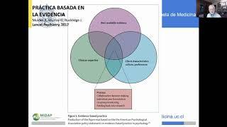 """VIII Reunión EMC 2020 SOCHITAB  """"Herramientas y Competencias Psicoterapia Depresión APS"""""""