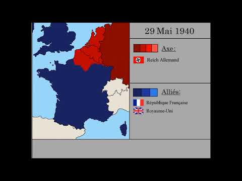 Battle of France - Every Day