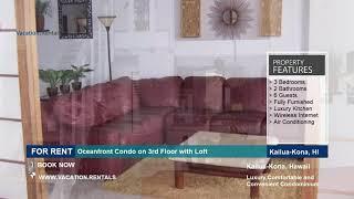 Hawaii | Vacation Rentals | Oceanfront Condo - 6 Guests | Kailua-Kona