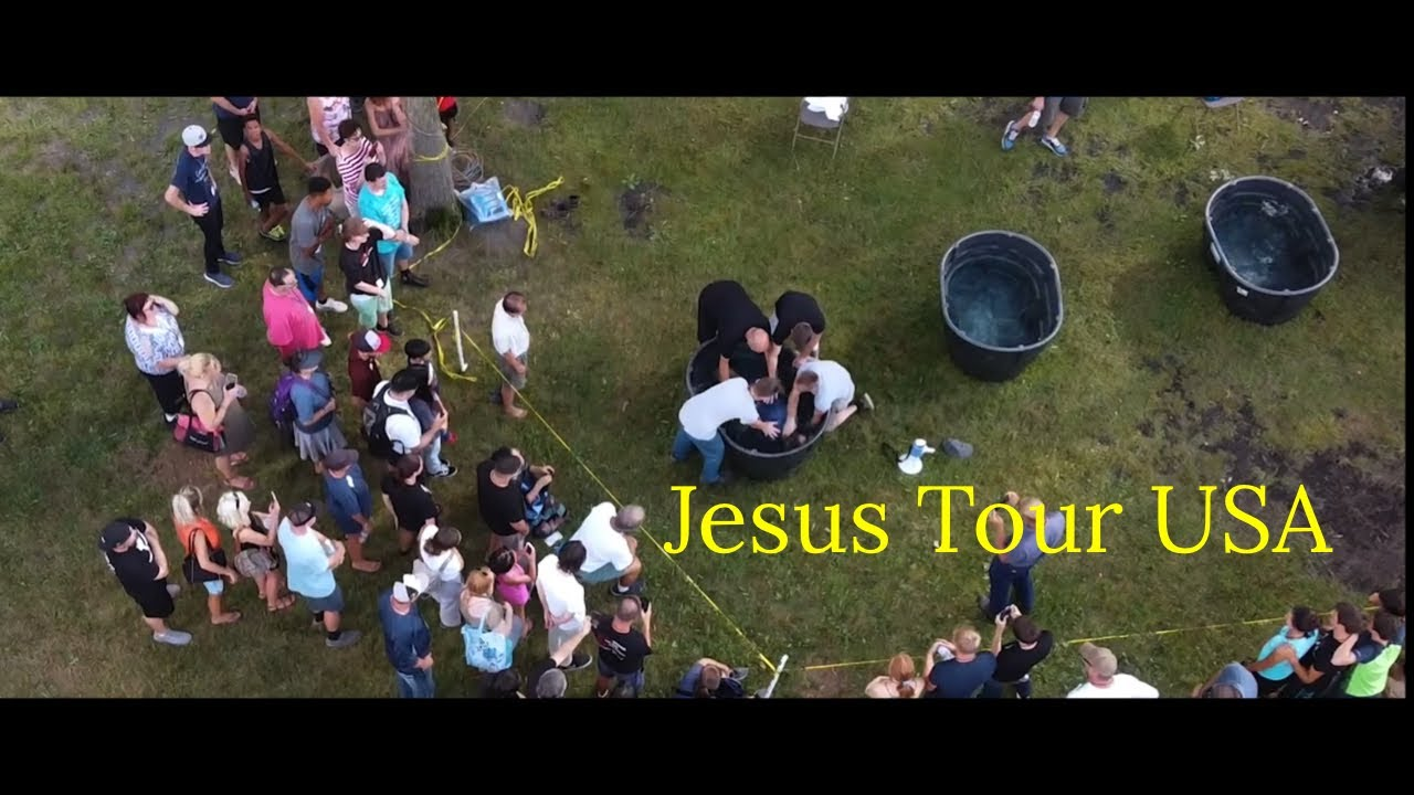 Join The Jesus Tour And Tent Revival - Next Stop New Hampshire - Mobile PTS School